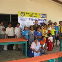Trabajos Rotarios en la Guardia