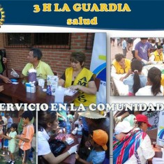3H La Guardia - Salud