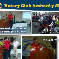 Rotary Club Amboro y SIB