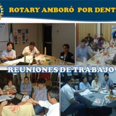 Rotary Amboro por Dentro