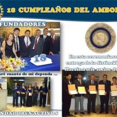 18 Cumpleaños del Amboro