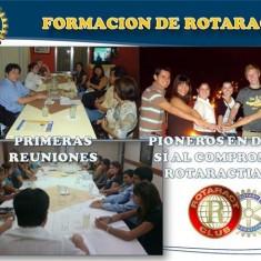 Formación de Rotarct