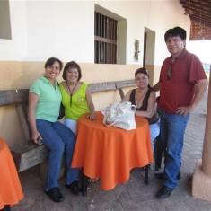 Visita a San Carlos